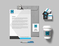 Pb.co - Logo/Brand Identity