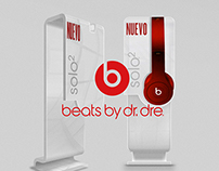 Beats by Dre: Tombstone Saddle Concept