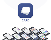 CARD APP UI PROJECT