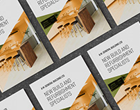 Brochure design, copywriting and print