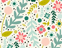 Floral | Surface Design