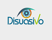 Logotipo y sitio web Disuasivo www.disuasivo.com