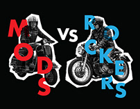 Charm City Mods vs Rockers 2018