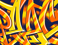 Systematic Chaos - Graffiti Collection 01