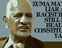 Zuma may be a liar and racist