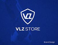 VLZ Store Brand design