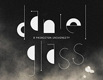 Daniel Glass Poster Series
