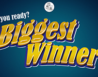 Biggest Winner Branding