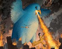 Twitter-Bringer of Hate - 01Net Magazine Paris