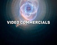 Video commercials