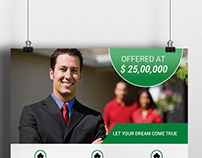 Real Estate Compnay Flyer