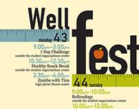 Community College WellFest Week