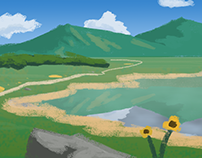Landscape Demo