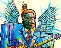 Adios BB King!