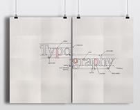 Typography cheatsheet booklet