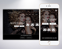 Fratelle Hairdresser - Website Design