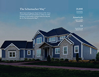 UX/UI Redesign - Schumacher Homes