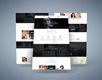 Growup : Free Charity PSD Web Template
