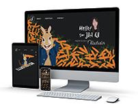 Tan Jia Qi's Website Design