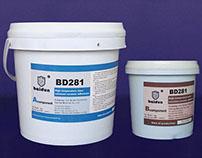 high temperature wear resistant ceramic adhesives