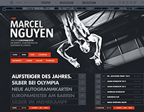 Marcel Nguyen Webdesign