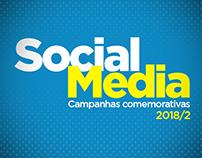 Social Media 2018/2 - Datas Comemorativas