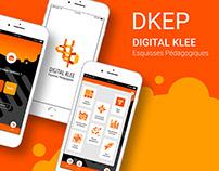 [ Design d'interface ] - App DKEP