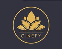 Huisstijl - Cinefy