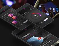 MEANWHILE Video iOS app