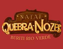 Natal Quebra Nozes Buriti Rio Verde.