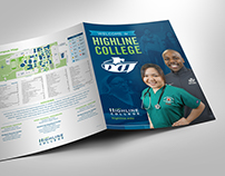 Highline College - Advising Folder