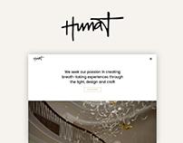 Hunat Company Website