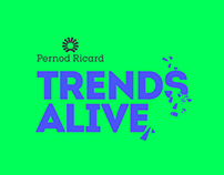Pernod Ricard - Trends Alive