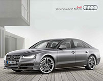 myAudi World Email Newsletter
