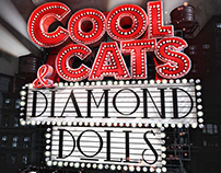 Cool Cats & Diamond Dolls (Sony Music)