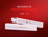 AIDES. The Epidemic Of Indifference