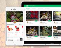 Freshgora Web & Mobile Delivery Platform