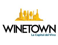 WineTown Branding