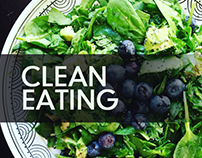 Clean Eating Photograph and Design