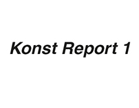 Konst's Report for March 2011