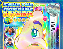 Save the Cocaine