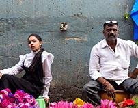 Photo Essay: Dadar Flower Market Fashion (Part 1)