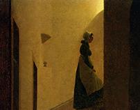 CB_Composición2_Composición Luz Y Sombra: Luz y Pintura