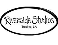 Riverside Studios Re-Branding and Graphic Design