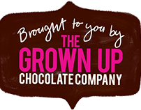 YCN - The Grown Up Chocolate Company Customisables
