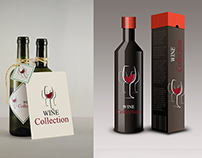 Wine Collection - Logo Design