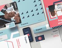 Expera Brand Design.