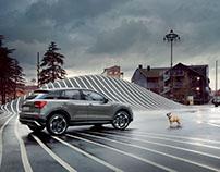 Audi Q2 Campaign