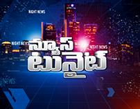 News Tonight Program pack