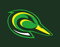 Oregon Ducks Logo Concept
